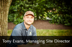 Tony Evans / Managing Site Director