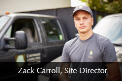 Zack Carroll / Site Director